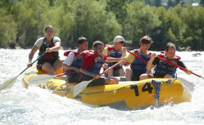Washington River Rafting